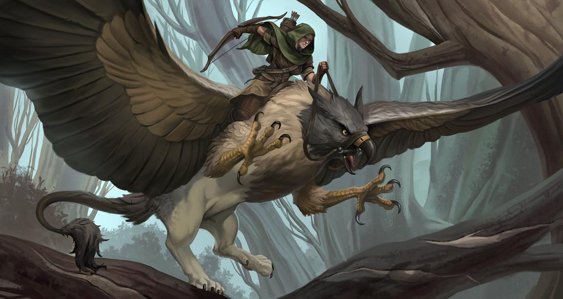Gryph Rider