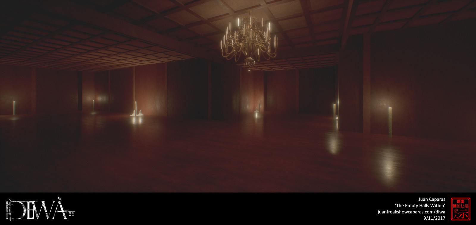 The Empty Halls Within - DIWÀ