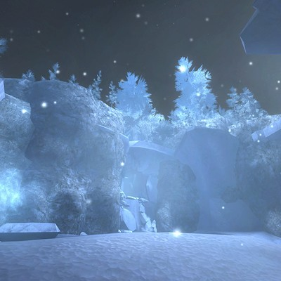 Tom miller ice cave spawn area