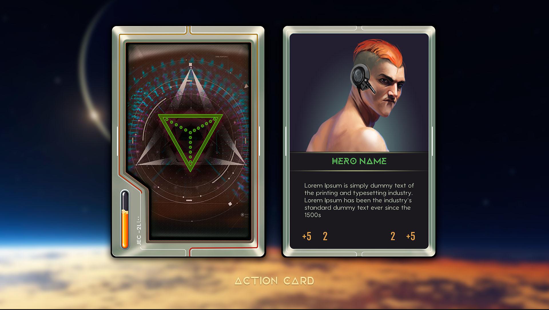 Combo 21 team sci fi cards 2 1
