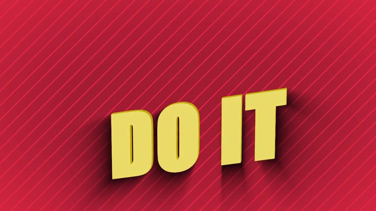 [DO IT]