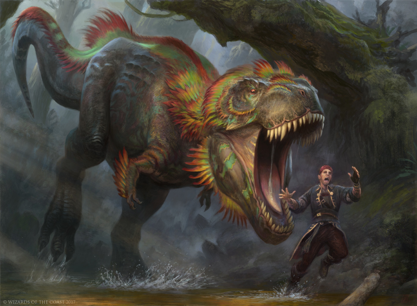 Image result for Charging monstrosaur
