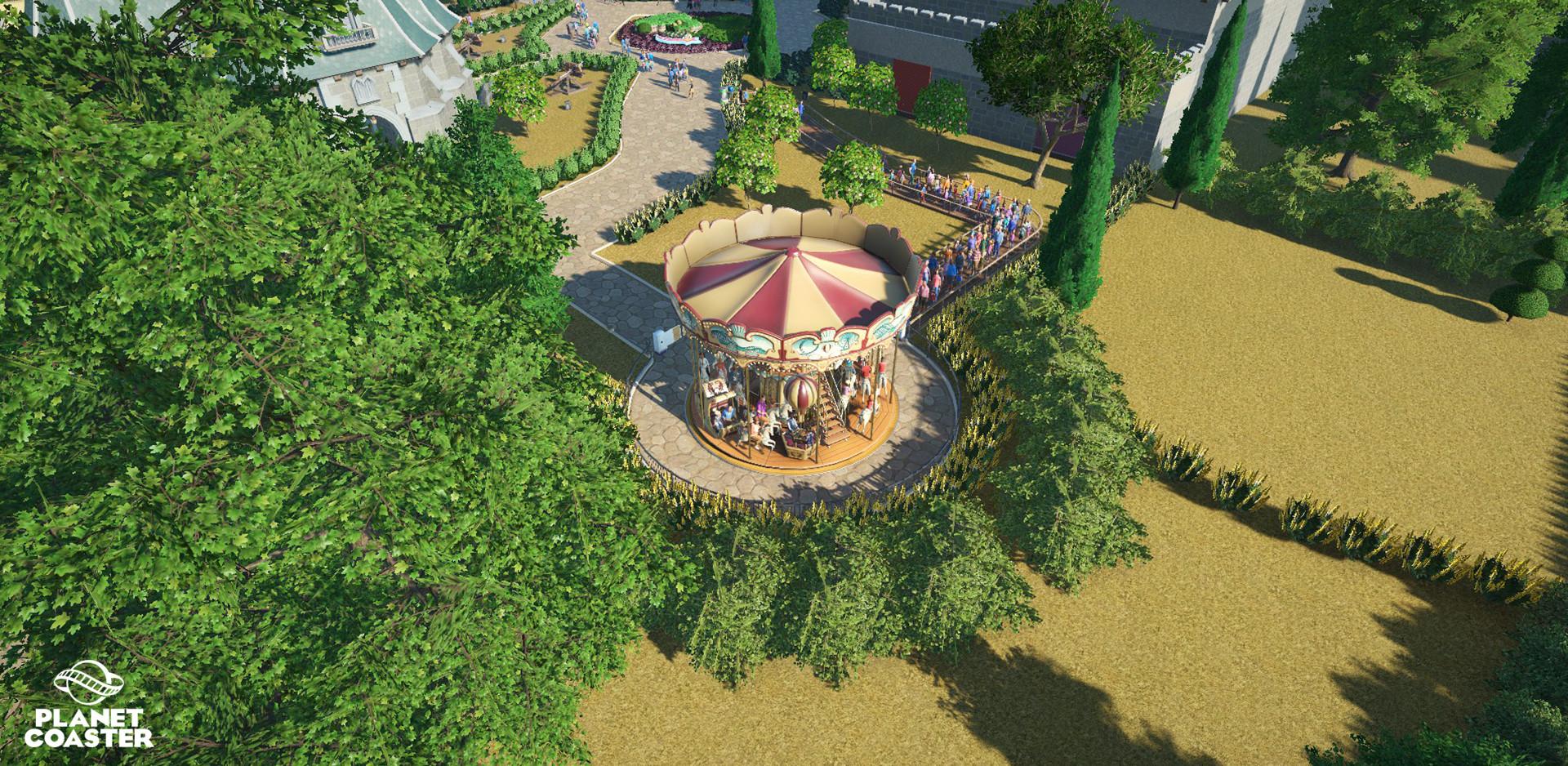 Oscar rickett carousel2