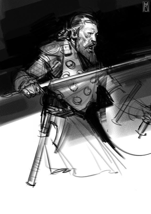 Borislav mitkov warrior
