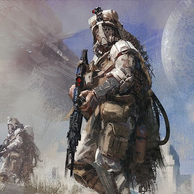 Joakim ericsson soldier sketch2small