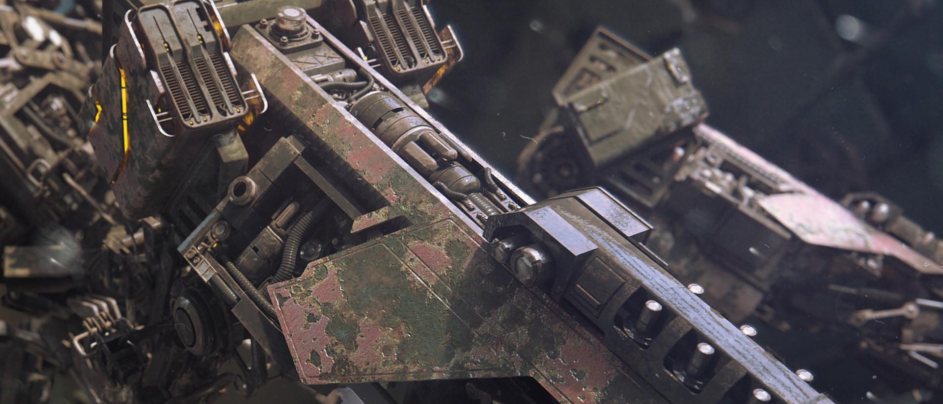 Andrew averkin industrial rust close up 1