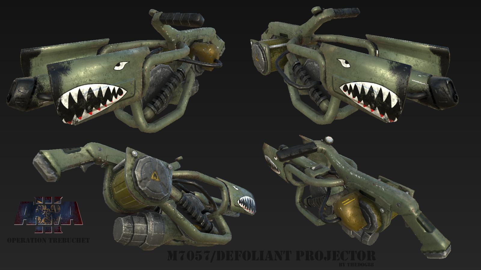 ArtStation - Arma 3 Mod Operation Trebuchet, Chris Mauro