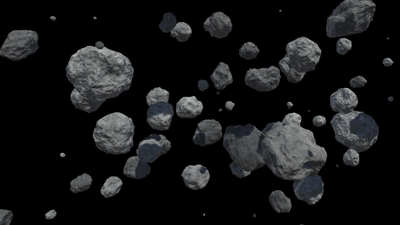 Robert kuroto asteroids 9