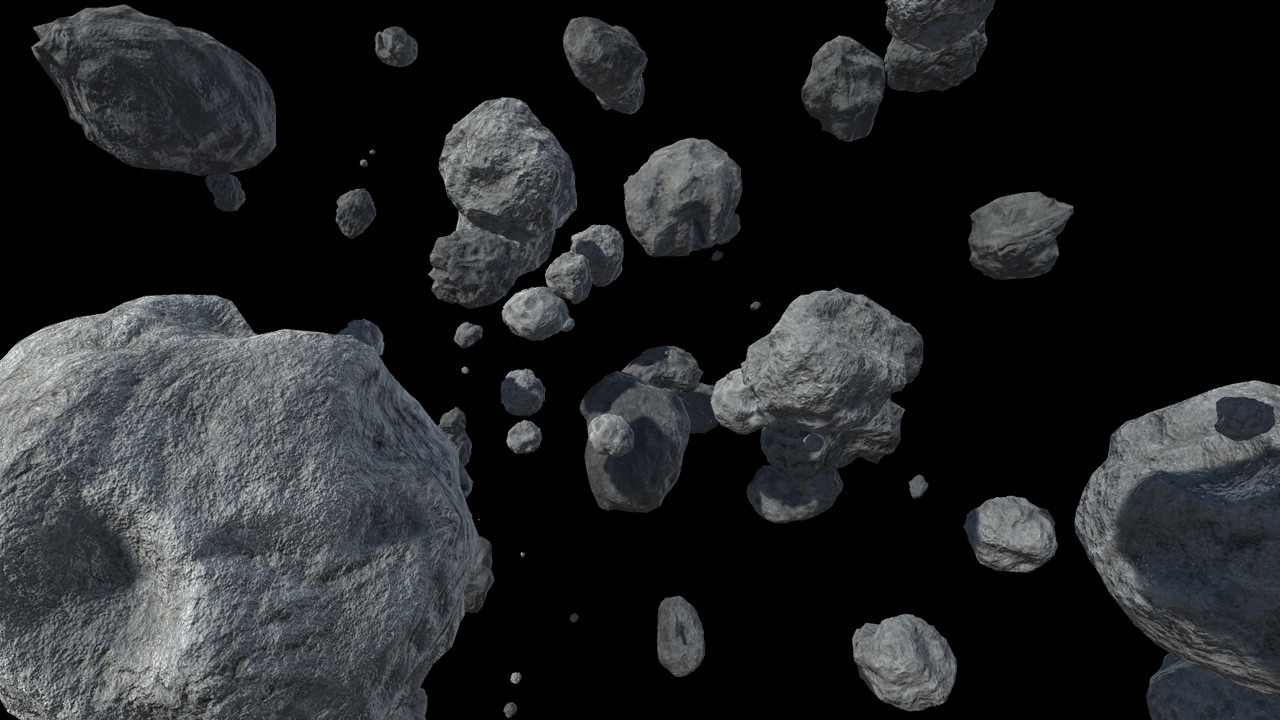 Robert kuroto asteroids 10