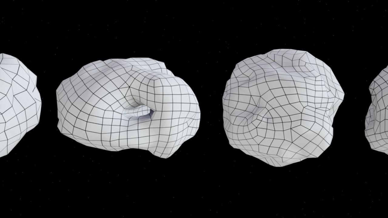 Robert kuroto asteroids 5