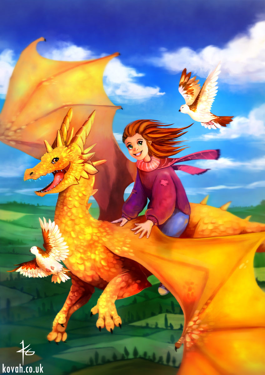 Katy grierson dragonrider small