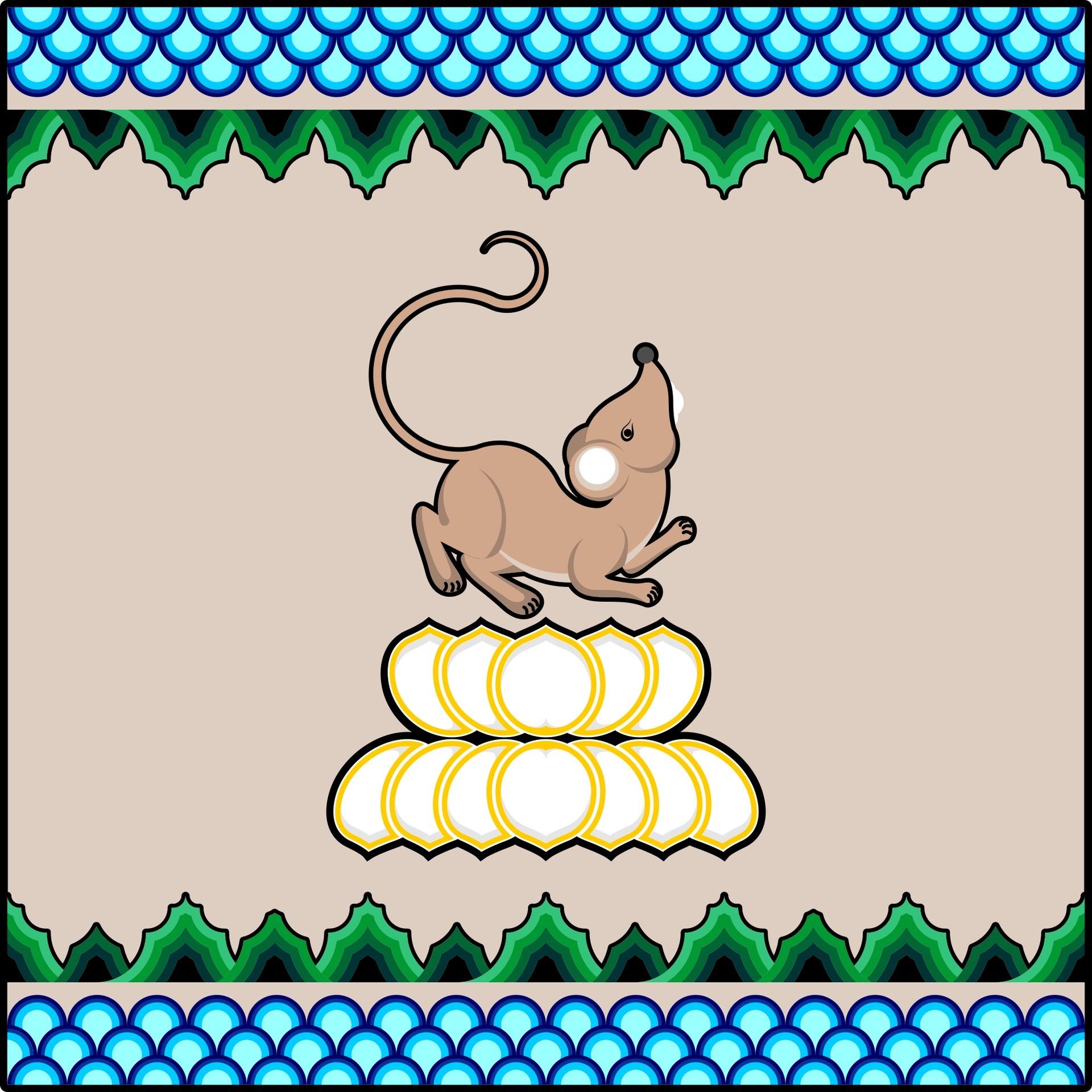Zodiac mouse