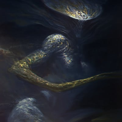 Antonio de luca abyss alien