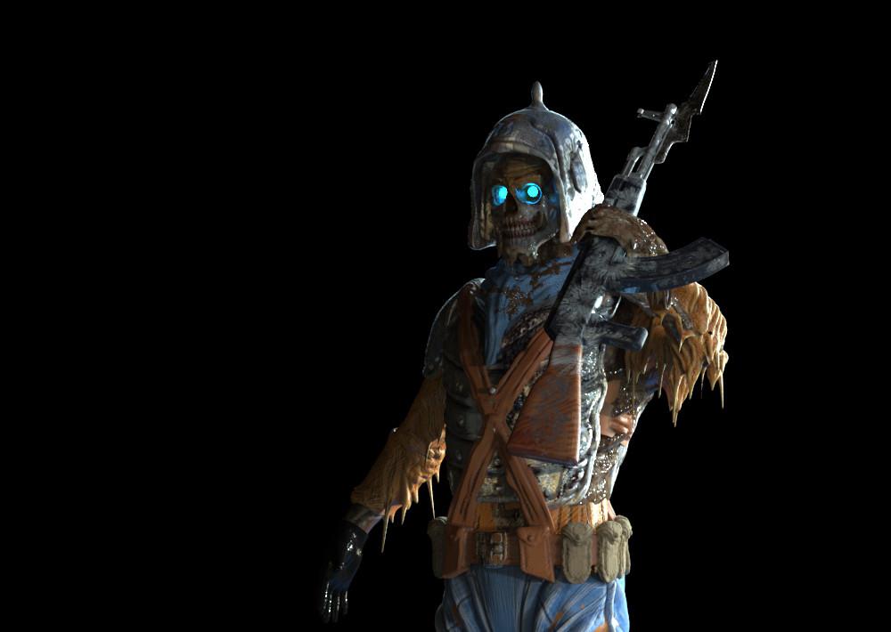 Jean paul ficition soldier000 23