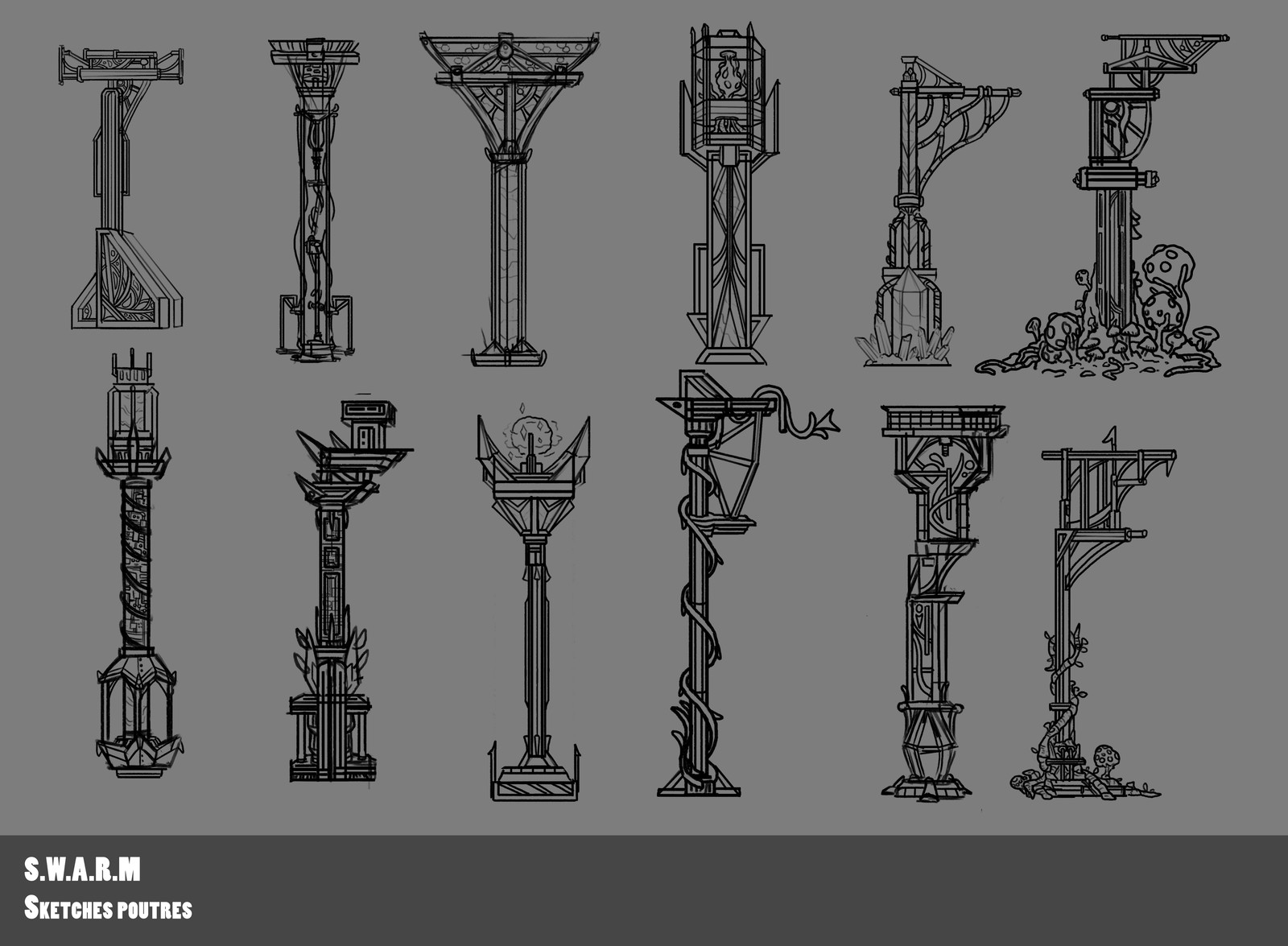 pillars research and exploration