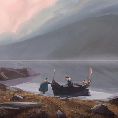 Erik nykvist erik nykvist boat and saint