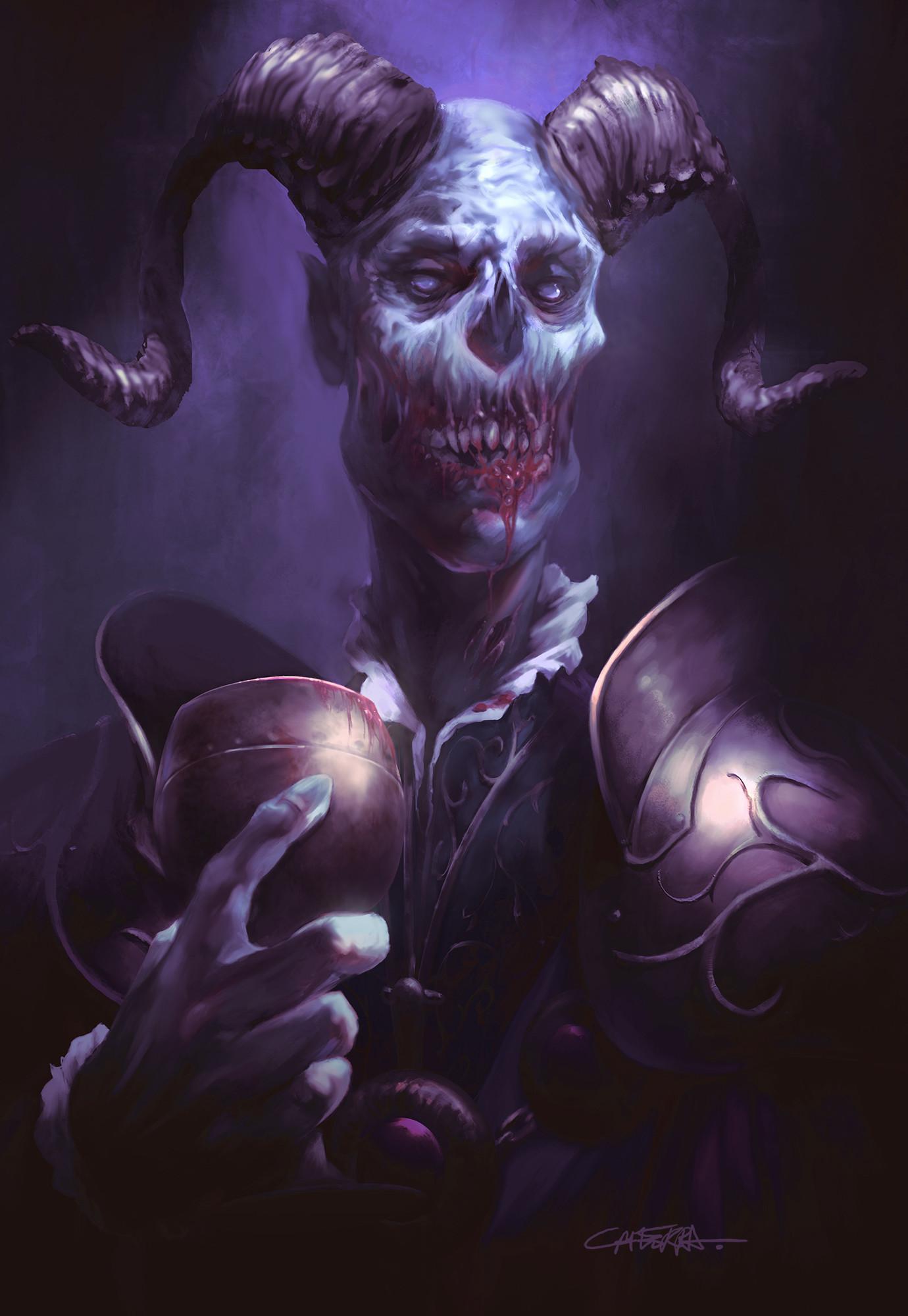 Enrico camerra skully5