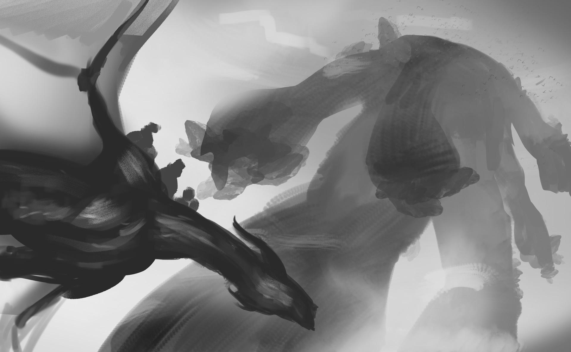 Caio santos titan dragon