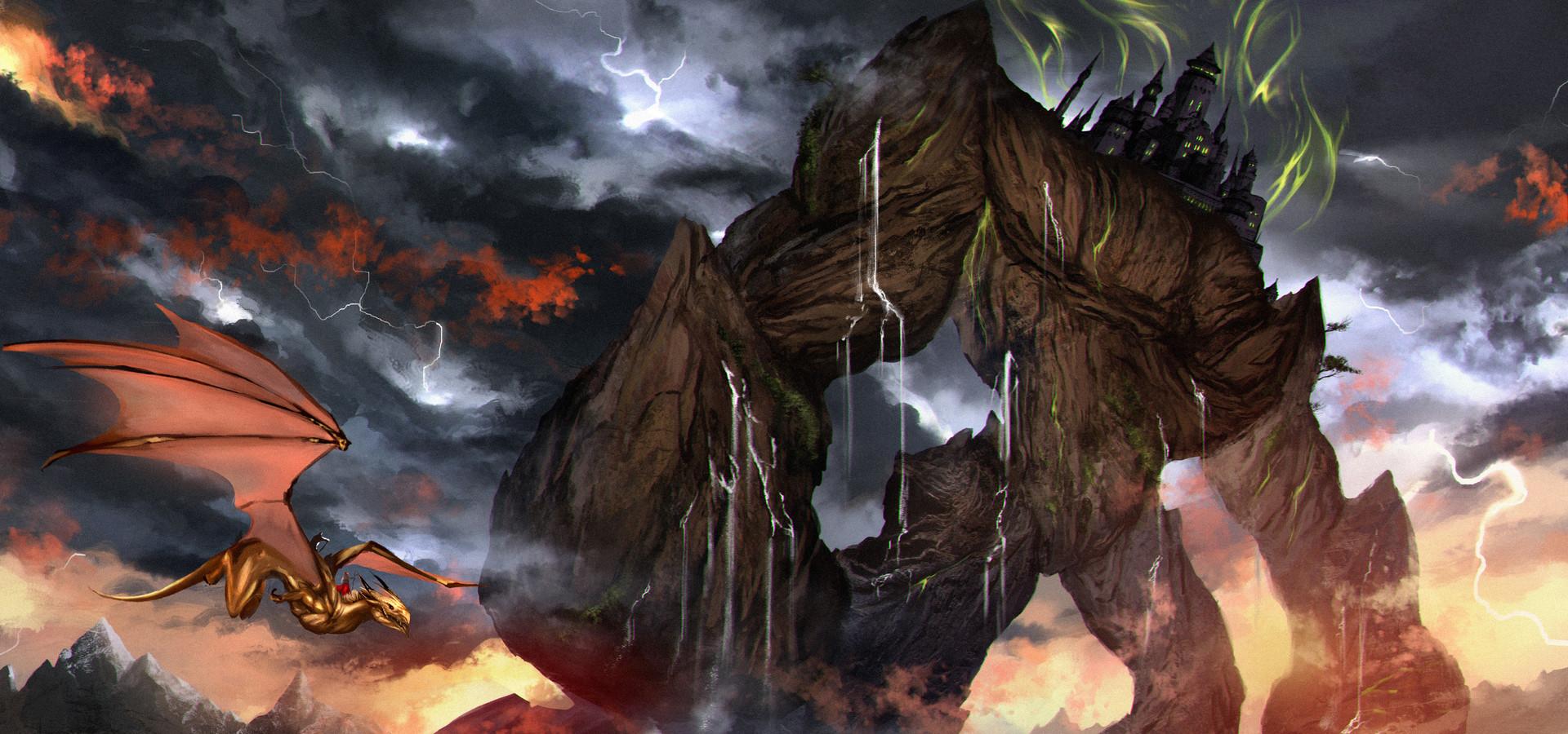 Caio santos titan dragon 3dfdfdfd