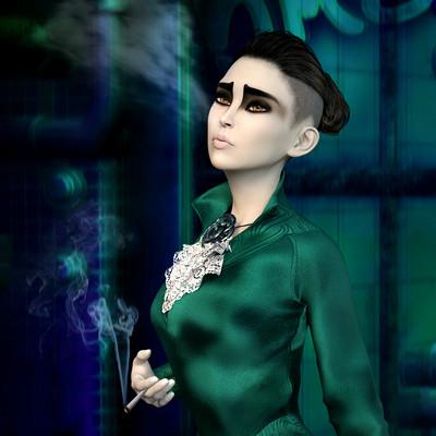 Paola giari smokey