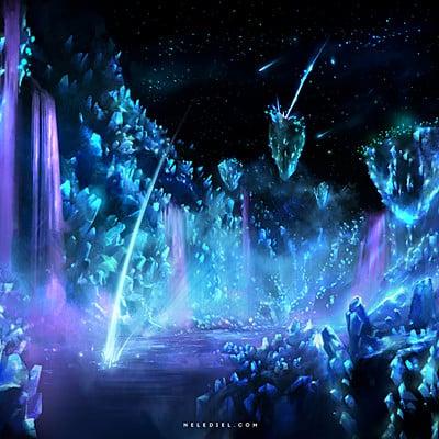 Nele diel crystal valley by nele diel dbngszh