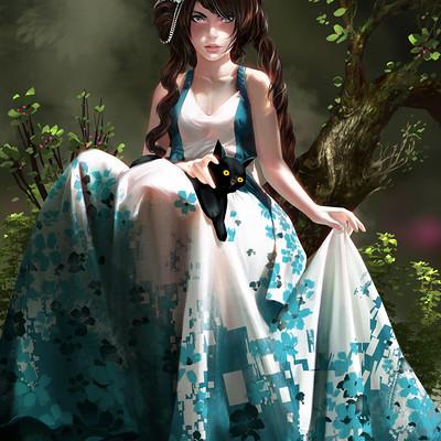 Heri irawan girl cat 01