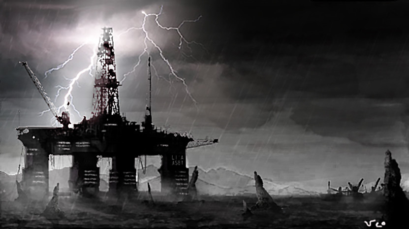 Thumbnails 02 The oil station,