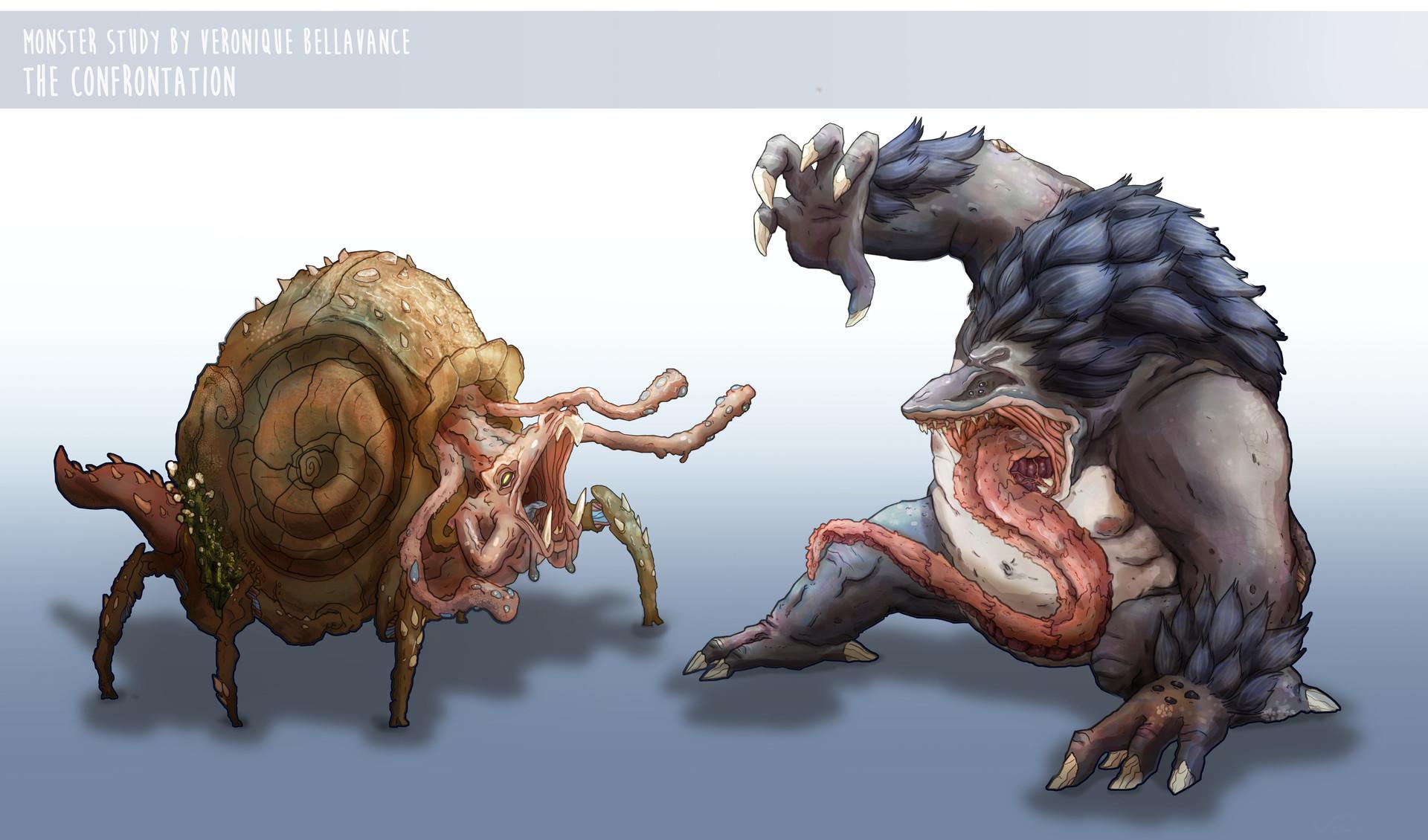 Veronique bellavance monster final