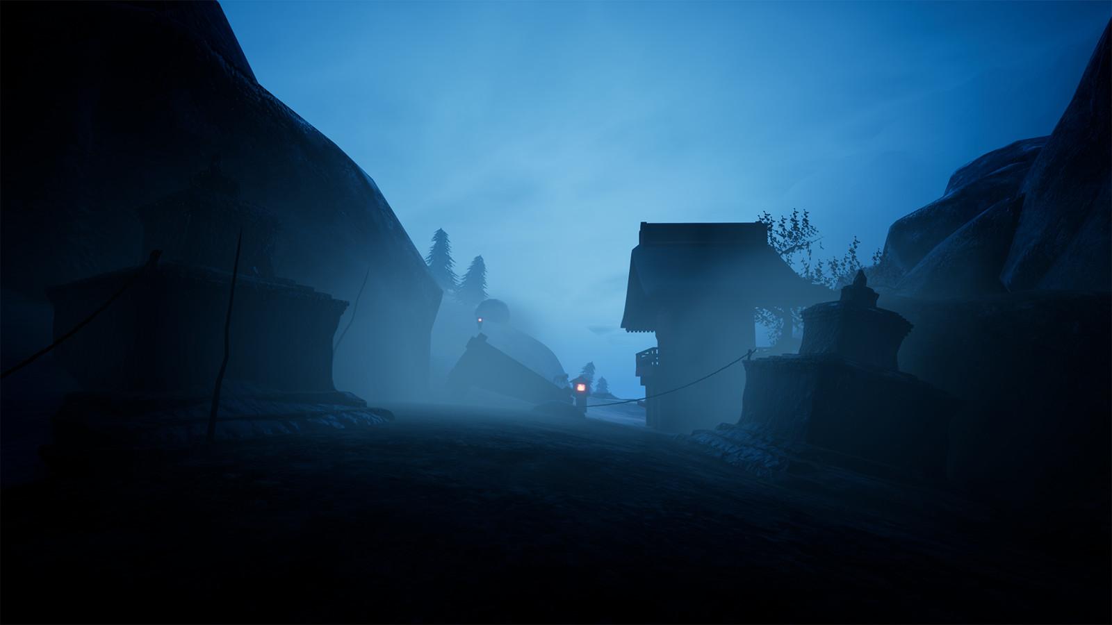 In game render