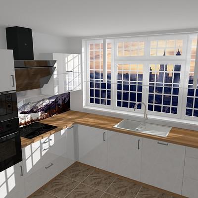 Damian sobczyk modern kitchen2