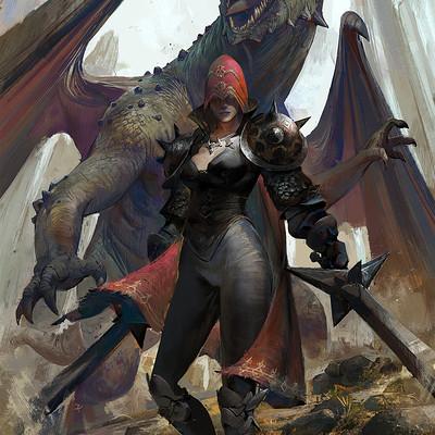 Ignacio bazan lazcano dragon pet