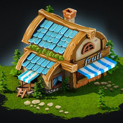 Oren leventar fruit house