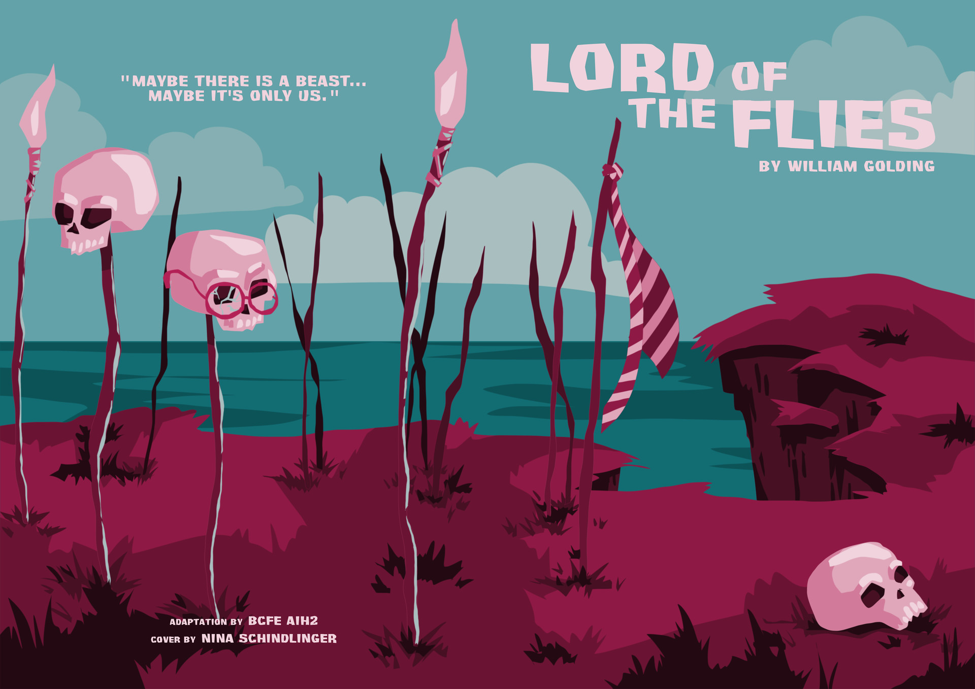 artstation - lord of the flies - chapter 7
