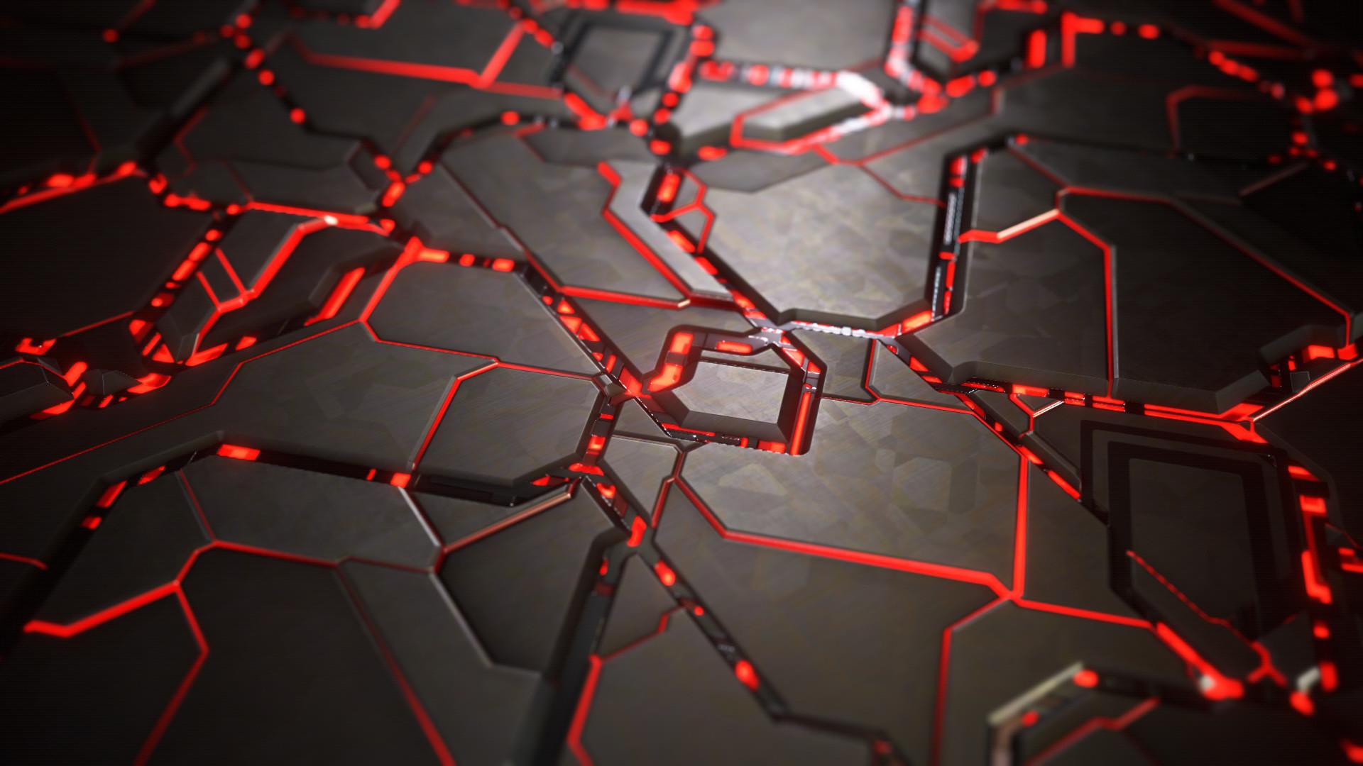 ArtStation - Procedural Sci-Fi Greeble, Will Fuller