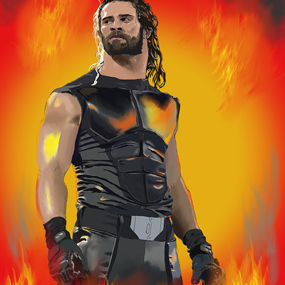 Andre smith seth rollins1