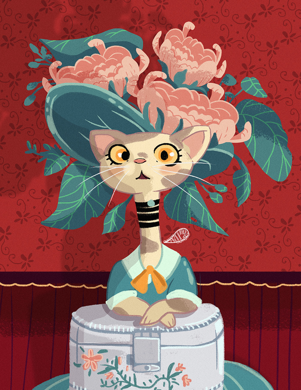 Vanessa morales catlady by phonemova