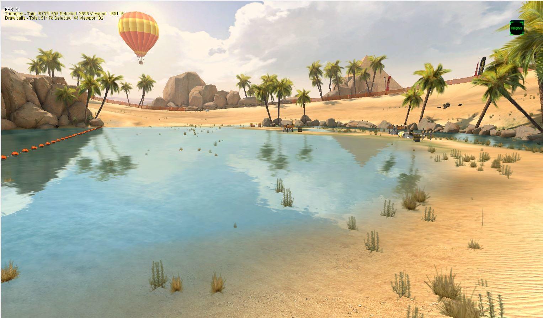 Asphalt Xtreme - Egypt Track