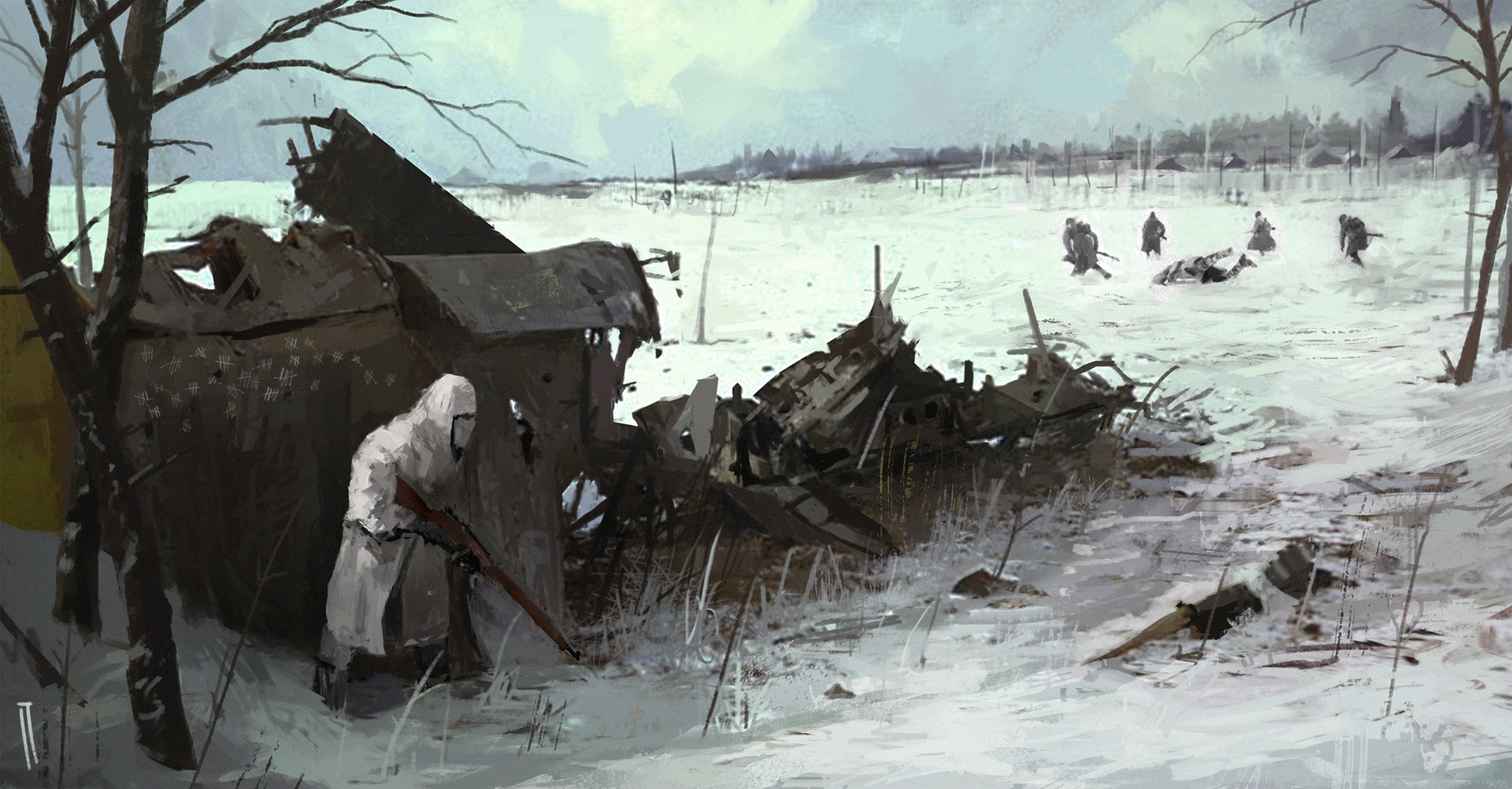Ismail inceoglu the white death