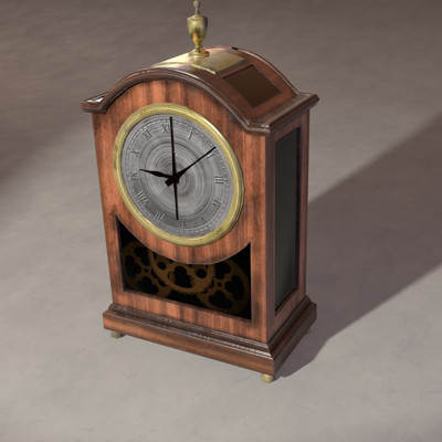 Andrew weir time piece