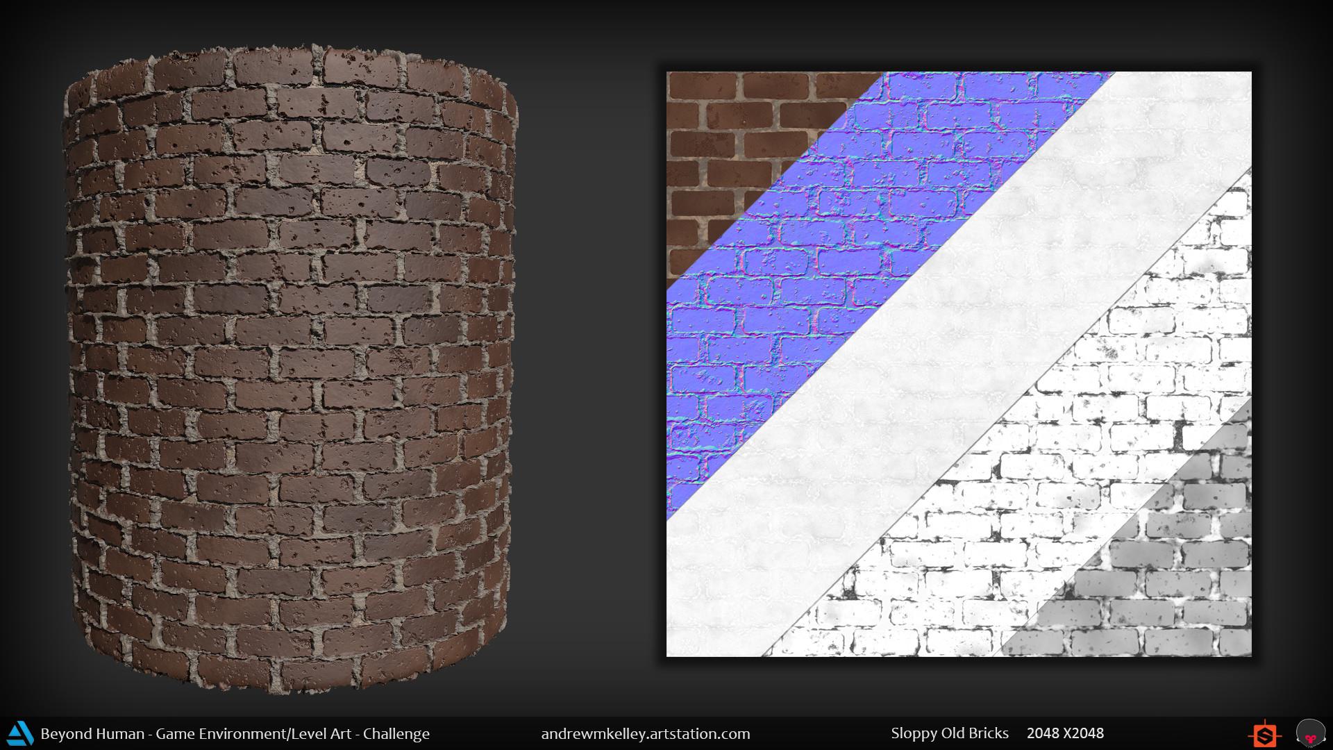 Andrew kelley materialshot bricks01