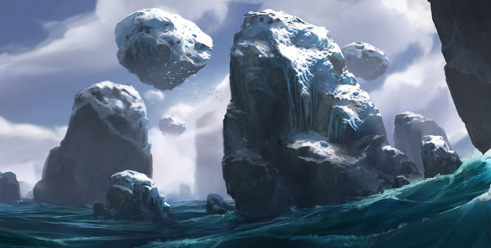 Dylan scher islands
