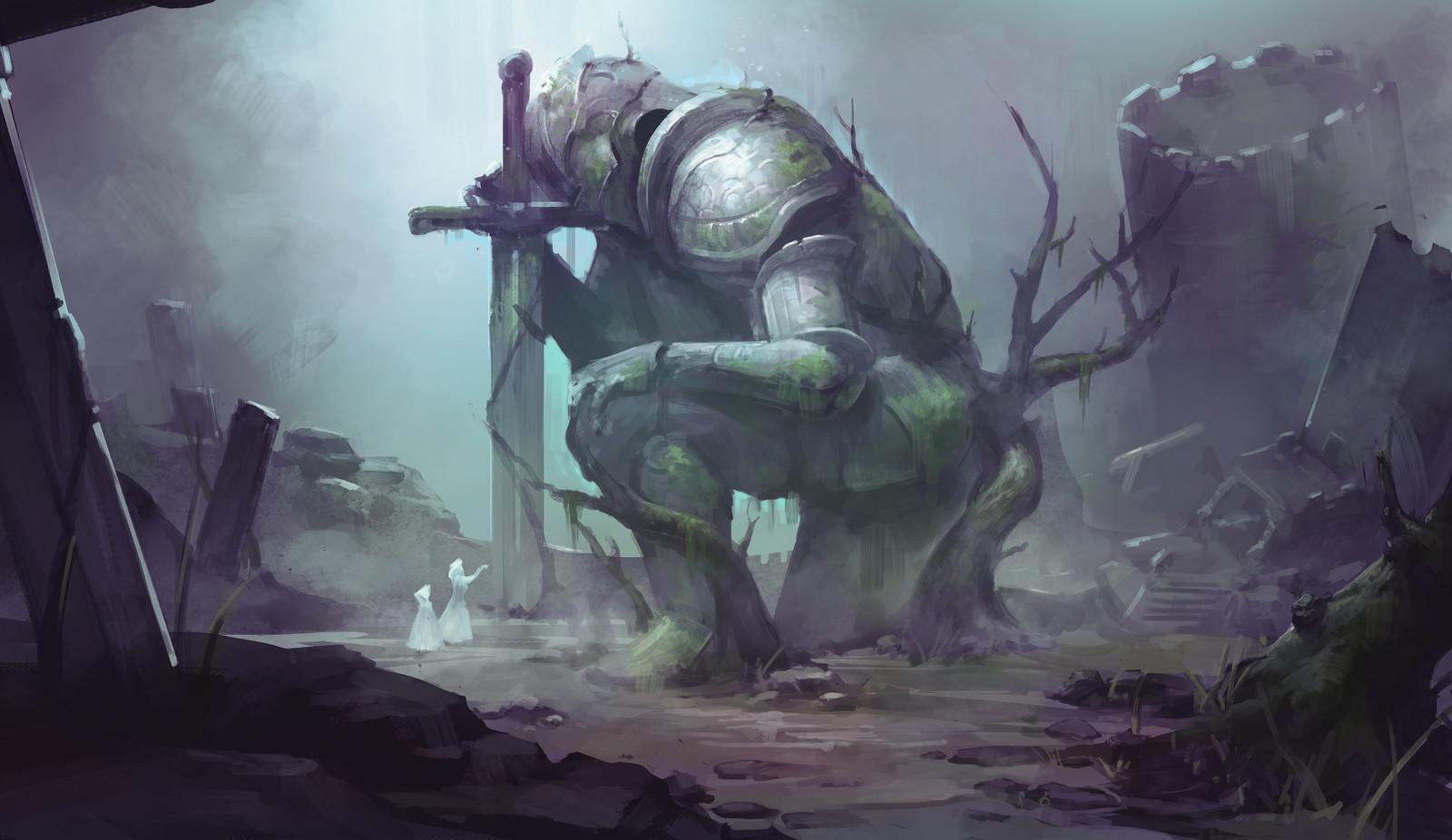The Primordial Titan