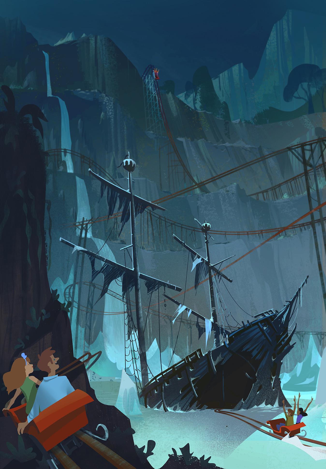 Rustam hasanov hauntedshipwreck