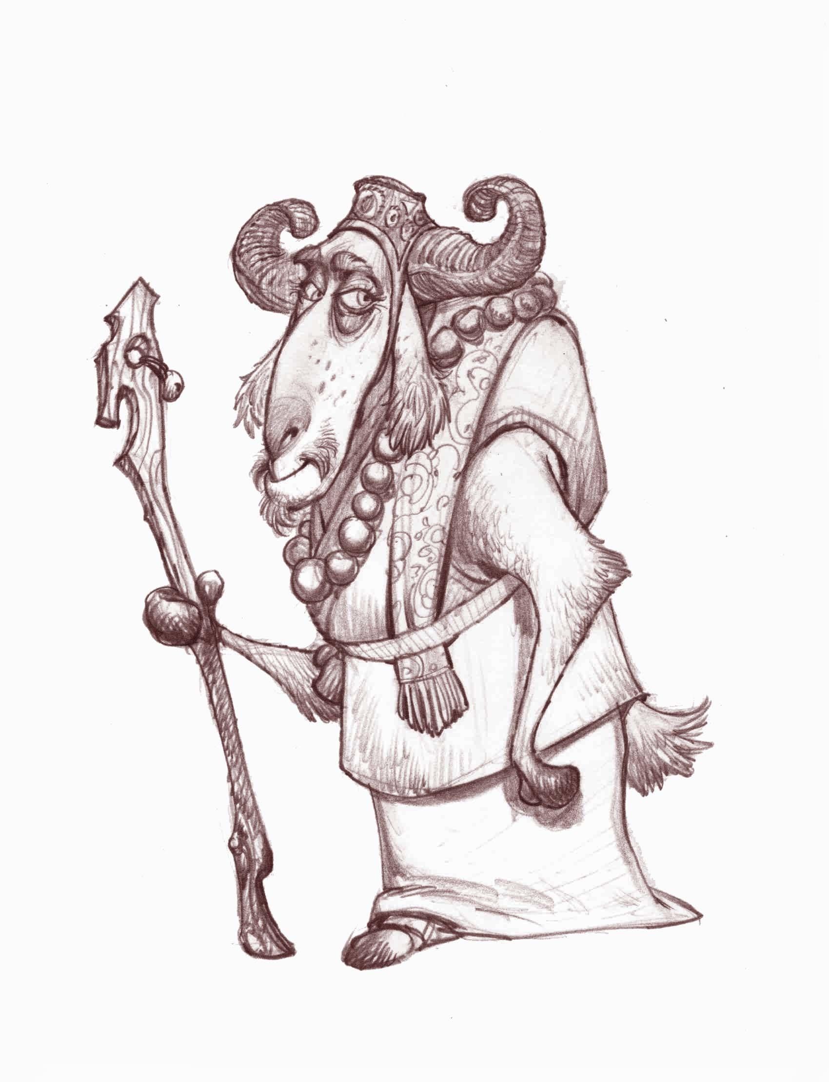 Rustam hasanov sheep elder2