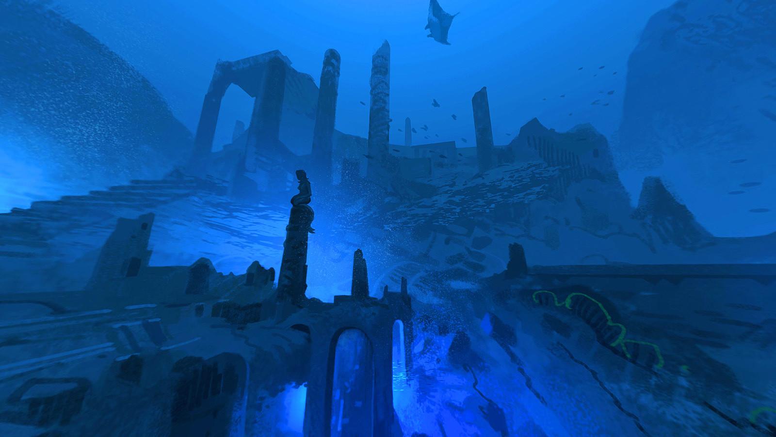Lorenz hideyoshi ruwwe underwater frame1