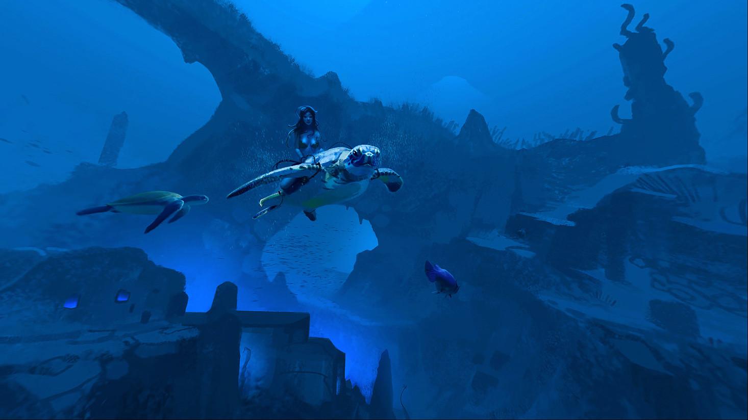 Lorenz hideyoshi ruwwe underwater frame6