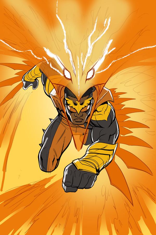 David nakayama falcon phoenix 900v 2