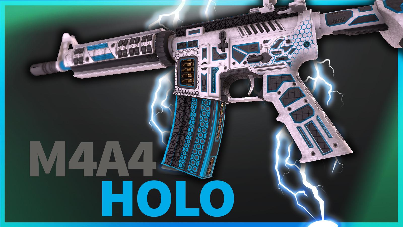 M4A4 Holo