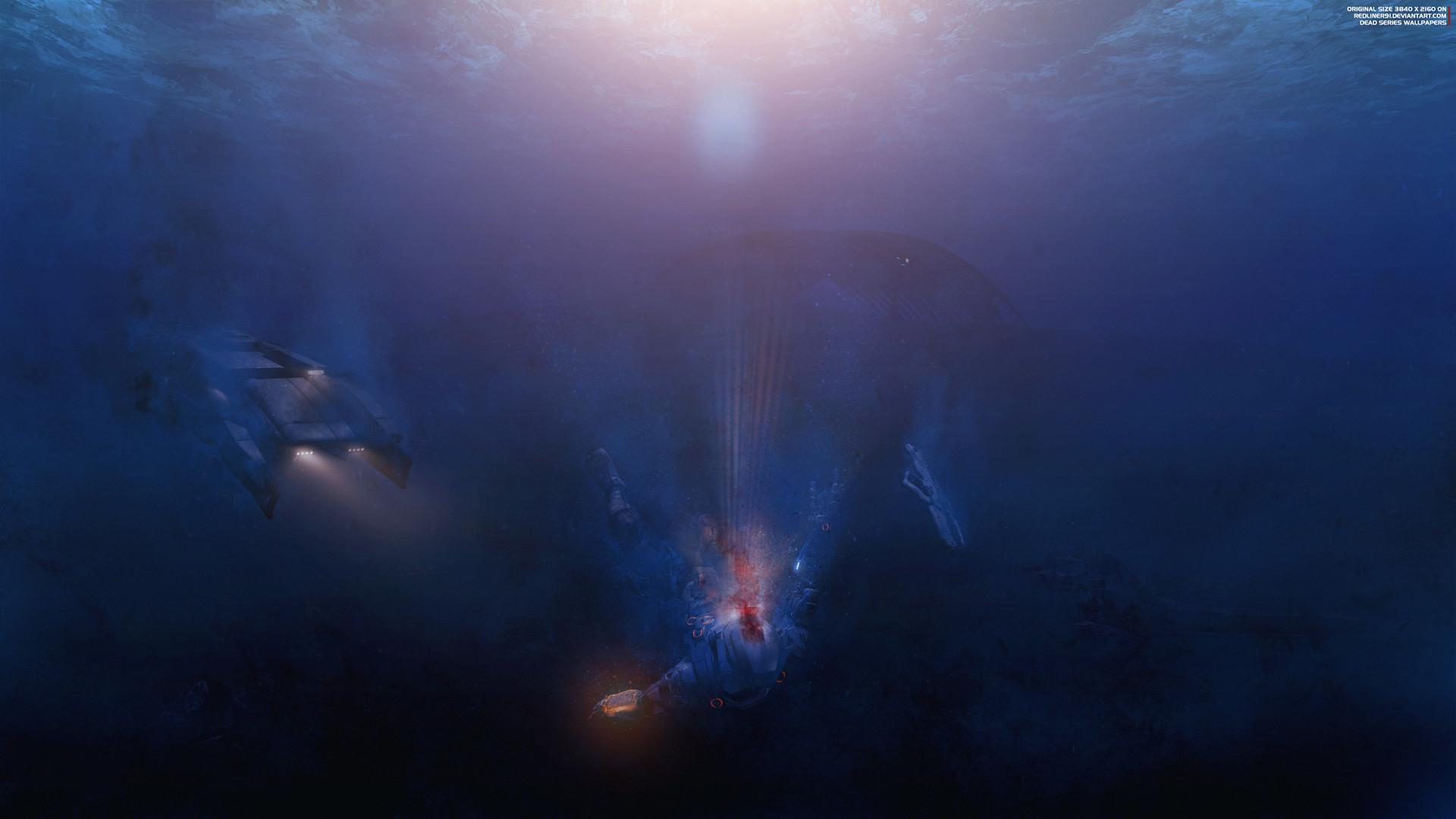 Artstation Oblivion Mass Effect Andromeda 4k Alexander Manakhov
