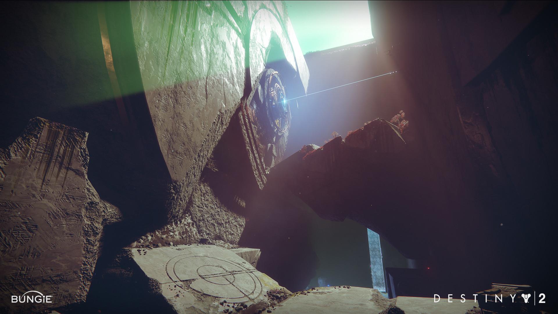 ArtStation - Destiny 2 (Bungie - 2017) Environment Lighting
